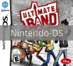 Image of Ultimate Band original video game for Nintendo DS classic game system. Rocket City Arcade, Huntsville Al. We ship used video games Nationwide