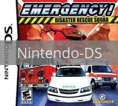 Emergency! Disaster Rescue Squad