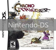 Image of Chrono Trigger DS original video game for Nintendo DS classic game system. Rocket City Arcade, Huntsville Al. We ship used video games Nationwide