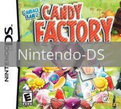 Image of Candace Kane's Candy Factory original video game for Nintendo DS classic game system. Rocket City Arcade, Huntsville Al. We ship used video games Nationwide