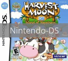 Harvest Moon Island of Happiness