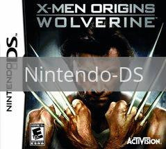 Image of X-Men Origins: Wolverine original video game for Nintendo DS classic game system. Rocket City Arcade, Huntsville Al. We ship used video games Nationwide