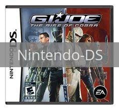 Image of G.I. Joe: The Rise of Cobra original video game for Nintendo DS classic game system. Rocket City Arcade, Huntsville Al. We ship used video games Nationwide