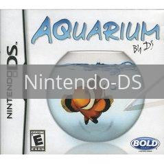Image of Aquarium original video game for Nintendo DS classic game system. Rocket City Arcade, Huntsville Al. We ship used video games Nationwide