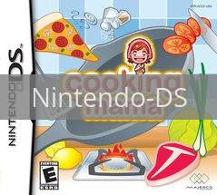 Image of Cooking Mama original video game for Nintendo DS classic game system. Rocket City Arcade, Huntsville Al. We ship used video games Nationwide