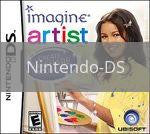 Image of Imagine: Artist original video game for Nintendo DS classic game system. Rocket City Arcade, Huntsville Al. We ship used video games Nationwide