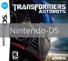 Image of Transformers Autobot original video game for Nintendo DS classic game system. Rocket City Arcade, Huntsville Al. We ship used video games Nationwide