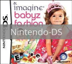 Image of Imagine: Babyz Fashion original video game for Nintendo DS classic game system. Rocket City Arcade, Huntsville Al. We ship used video games Nationwide