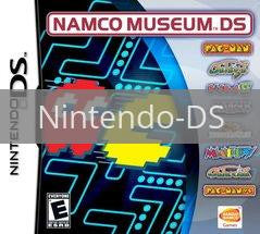 Image of Namco Museum original video game for Nintendo DS classic game system. Rocket City Arcade, Huntsville Al. We ship used video games Nationwide