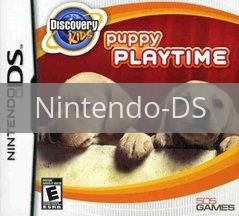 Image of Discovery Kids: Puppy Playtime original video game for Nintendo DS classic game system. Rocket City Arcade, Huntsville Al. We ship used video games Nationwide