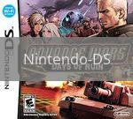 Image of Advance Wars Days of Ruin original video game for Nintendo DS classic game system. Rocket City Arcade, Huntsville Al. We ship used video games Nationwide