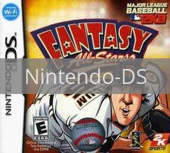 Image of MLB 2K9 Fantasy All-Stars original video game for Nintendo DS classic game system. Rocket City Arcade, Huntsville Al. We ship used video games Nationwide