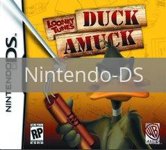 Image of Looney Tunes Duck Amuck original video game for Nintendo DS classic game system. Rocket City Arcade, Huntsville Al. We ship used video games Nationwide
