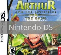 Image of Arthur and the Invisibles original video game for Nintendo DS classic game system. Rocket City Arcade, Huntsville Al. We ship used video games Nationwide