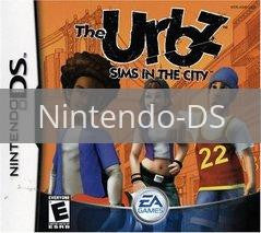 Image of The Urbz Sims in the City original video game for Nintendo DS classic game system. Rocket City Arcade, Huntsville Al. We ship used video games Nationwide