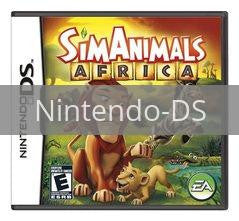 Image of SimAnimals Africa original video game for Nintendo DS classic game system. Rocket City Arcade, Huntsville Al. We ship used video games Nationwide