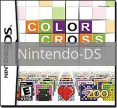 Image of Color Cross original video game for Nintendo DS classic game system. Rocket City Arcade, Huntsville Al. We ship used video games Nationwide