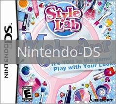 Image of Style Lab: Makeover original video game for Nintendo DS classic game system. Rocket City Arcade, Huntsville Al. We ship used video games Nationwide