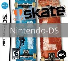 Image of Skate It original video game for Nintendo DS classic game system. Rocket City Arcade, Huntsville Al. We ship used video games Nationwide