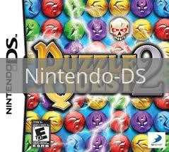 Image of Puzzle Quest 2 original video game for Nintendo DS classic game system. Rocket City Arcade, Huntsville Al. We ship used video games Nationwide