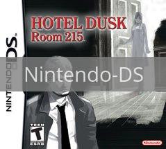 Image of Hotel Dusk Room 215 original video game for Nintendo DS classic game system. Rocket City Arcade, Huntsville Al. We ship used video games Nationwide