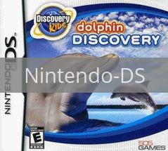 Image of Discovery Kids: Dolphin Discovery original video game for Nintendo DS classic game system. Rocket City Arcade, Huntsville Al. We ship used video games Nationwide