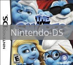 Image of The Smurfs original video game for Nintendo DS classic game system. Rocket City Arcade, Huntsville Al. We ship used video games Nationwide
