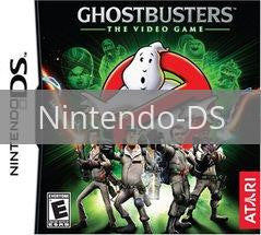 Image of Ghostbusters: The Video Game original video game for Nintendo DS classic game system. Rocket City Arcade, Huntsville Al. We ship used video games Nationwide