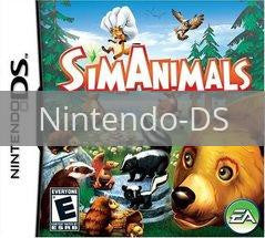 Image of SimAnimals original video game for Nintendo DS classic game system. Rocket City Arcade, Huntsville Al. We ship used video games Nationwide
