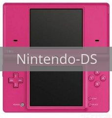 Image of Pink Nintendo DSi System original video game for Nintendo DS classic game system. Rocket City Arcade, Huntsville Al. We ship used video games Nationwide