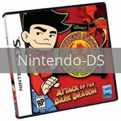 American Dragon Jake Long Attack of the Dark Dragon