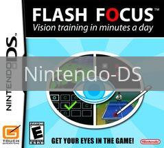 Flash Focus Vision Training