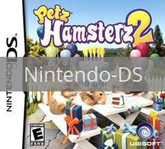 Image of Petz Hamsterz Life 2 original video game for Nintendo DS classic game system. Rocket City Arcade, Huntsville Al. We ship used video games Nationwide