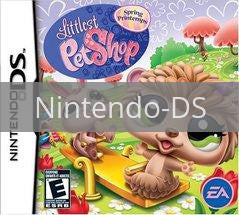 Image of Littlest Pet Shop Spring original video game for Nintendo DS classic game system. Rocket City Arcade, Huntsville Al. We ship used video games Nationwide