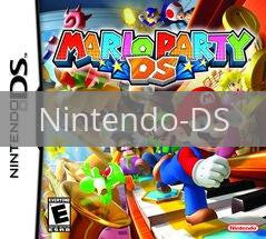 Image of Mario Party DS original video game for Nintendo DS classic game system. Rocket City Arcade, Huntsville Al. We ship used video games Nationwide