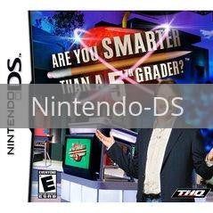 Image of Are You Smarter Than A 5th Grader? original video game for Nintendo DS classic game system. Rocket City Arcade, Huntsville Al. We ship used video games Nationwide