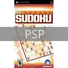 Image of Go Sudoku original video game for PSP classic game system. Rocket City Arcade, Huntsville Al. We ship used video games Nationwide