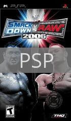 Image of WWE Smackdown vs. Raw 2006 original video game for PSP classic game system. Rocket City Arcade, Huntsville Al. We ship used video games Nationwide