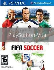 Image of FIFA Soccer 12 original video game for PlayStation Vita classic game system. Rocket City Arcade, Huntsville Al. We ship used video games Nationwide