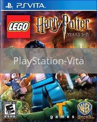 Image of LEGO Harry Potter Years 5-7 original video game for PlayStation Vita classic game system. Rocket City Arcade, Huntsville Al. We ship used video games Nationwide