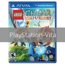 Image of LEGO Legends of Chima: Laval's Journey original video game for PlayStation Vita classic game system. Rocket City Arcade, Huntsville Al. We ship used video games Nationwide