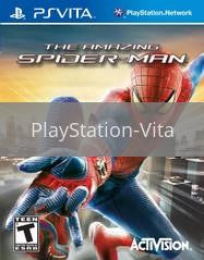 Image of Amazing Spiderman original video game for PlayStation Vita classic game system. Rocket City Arcade, Huntsville Al. We ship used video games Nationwide