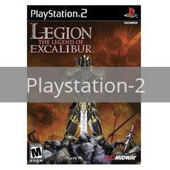 Legion Legend of Excalibur