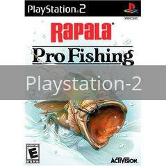 Image of Rapala Pro Fishing original video game for Playstation 2 classic game system. Rocket City Arcade, Huntsville Al. We ship used video games Nationwide