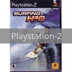 Image of Surfing H30 original video game for Playstation 2 classic game system. Rocket City Arcade, Huntsville Al. We ship used video games Nationwide