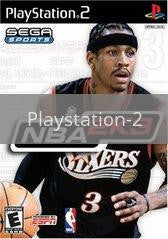 Image of NBA 2K3 original video game for Playstation 2 classic game system. Rocket City Arcade, Huntsville Al. We ship used video games Nationwide