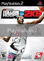 Image of College Hoops 2K8 original video game for Playstation 2 classic game system. Rocket City Arcade, Huntsville Al. We ship used video games Nationwide