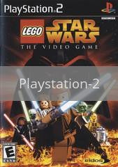 Image of LEGO Star Wars original video game for Playstation 2 classic game system. Rocket City Arcade, Huntsville Al. We ship used video games Nationwide