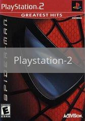 Image of Spiderman original video game for Playstation 2 classic game system. Rocket City Arcade, Huntsville Al. We ship used video games Nationwide