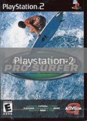 Image of Kelly Slater's Pro Surfer original video game for Playstation 2 classic game system. Rocket City Arcade, Huntsville Al. We ship used video games Nationwide